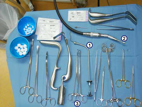 Instruments for the